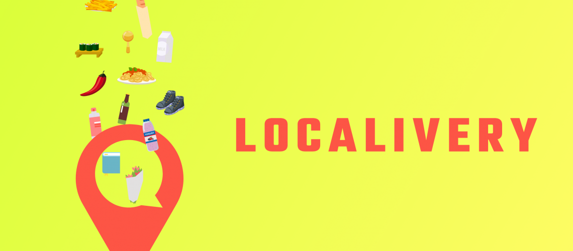 Localivery - Regional Messenger Commerce